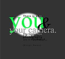 Your Camera by jegustavsen