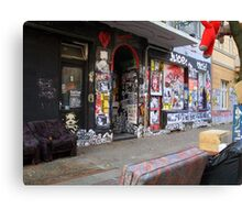 Berlin scene Canvas Print