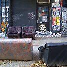 Berlin scene by fuxart