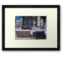 Berlin scene Framed Print
