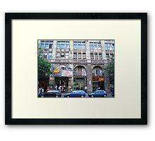 Berlin-Mitte Framed Print