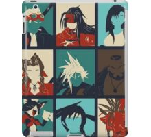 Final Fantasy VII - Characters iPad Case/Skin