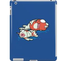 Number 118 and 119 iPad Case/Skin