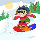 Winter Sports: Snowboarding by alapapaju