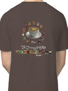 The Journey of Coffee [Light] Classic T-Shirt