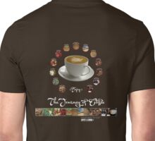 The Journey of Coffee [Light] Unisex T-Shirt