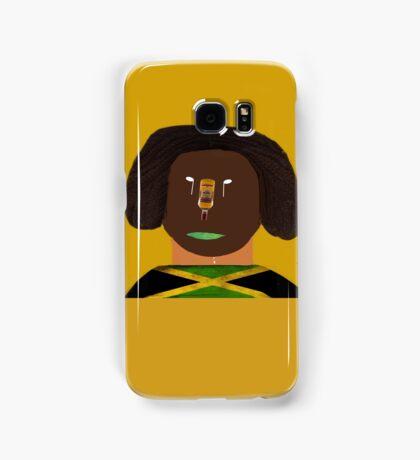 The Jamaican Samsung Galaxy Case/Skin