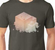 Pastel Vintage Cubes Unisex T-Shirt