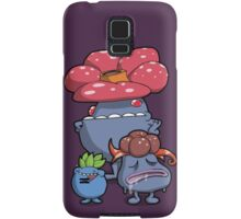 Number 43, 44 and 45 Samsung Galaxy Case/Skin