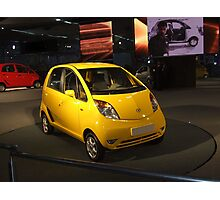Nano Car Photographic Print