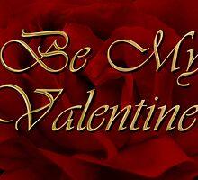 Be My Valentine by BluAlien