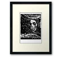 The Smile of Mother Framed Print