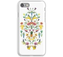Jugend Goes Bananas! iPhone Case/Skin