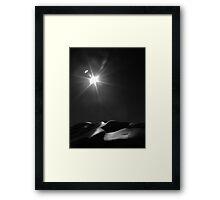 Sensual Mother Earth Framed Print