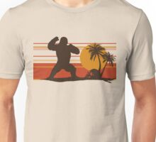 King of the Monsters - Giant Gorilla Unisex T-Shirt