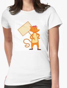 Cute cartoon tomcat T-Shirt