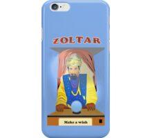 Zoltar iPhone Case/Skin