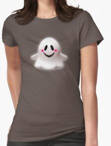 Funny Ghost Toy Womens Fitted T-Shirt