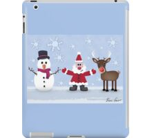 Christmas Characters iPad Case/Skin
