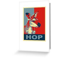 HOP - Yes We Kan-garoo Greeting Card