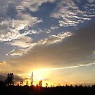 Sunset 001  by Cardet