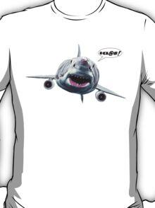 Great White Terrorist T-Shirt