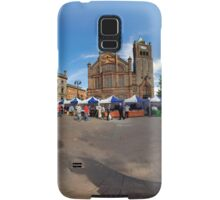 Walled City Market, Guildhall Square, Derry Samsung Galaxy Case/Skin