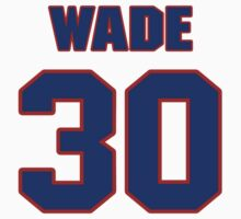 National football player Trevin Wade jersey 30 by imsport