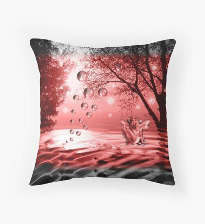 RedBubble Fantasy Throw Pillow