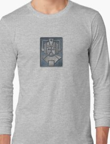 Cyberman Logo Long Sleeve T-Shirt