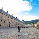 El Escorial. buildings for giants. by terezadelpilar~ art & architecture
