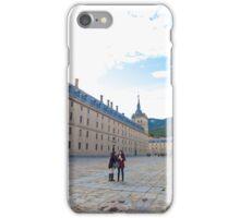 El Escorial. buildings for giants. iPhone Case/Skin