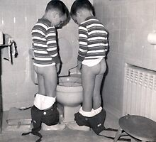Two Pees in a Pot by bdb1961