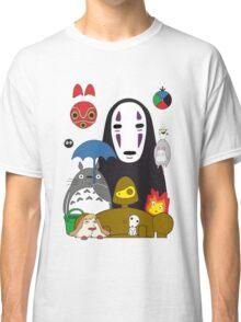 Ghibli mix Classic T-Shirt