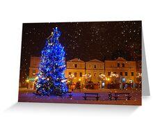 Christmas Tree Memories Greeting Card
