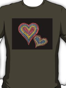 Conceptual image of love T-Shirt