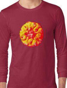 Higher psychedelic solar peyote t-shirt Long Sleeve T-Shirt