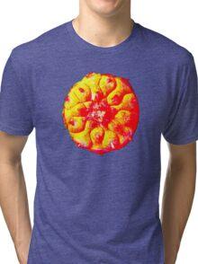 Higher psychedelic solar peyote t-shirt Tri-blend T-Shirt