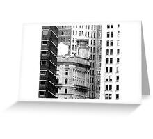 NEW YORK HIGHRISE Greeting Card