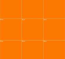 Orange Wall Texture 3x3 by bubblemunki