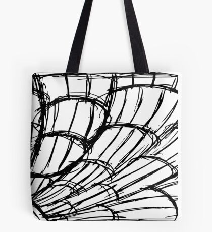 5 Shells And Planks By Chris McCabe - DRAGAN GRAFIX Tote Bag