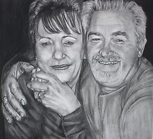 My Parents by Rayven Collins