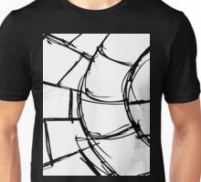 4 Circular Tiles By Chris McCabe - DRAGAN GRAFIX Unisex T-Shirt