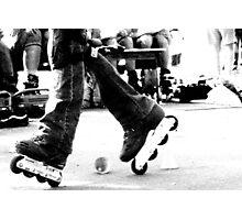 Wheeldancer Photographic Print