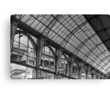 Station Canvas Print