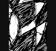 3 Freaky Airplane Windows By Chris McCabe - DRAGAN GRAFIX Unisex T-Shirt
