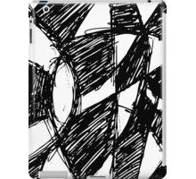 3 Freaky Airplane Windows By Chris McCabe - DRAGAN GRAFIX iPad Case/Skin