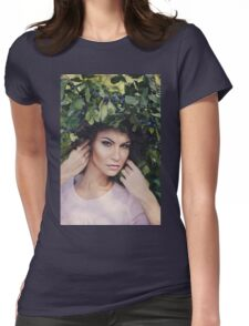 Spring Beauty Womens Fitted T-Shirt