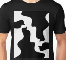 1 Frustrated Puzzle By Chris McCabe - DRAGAN GRAFIX Unisex T-Shirt