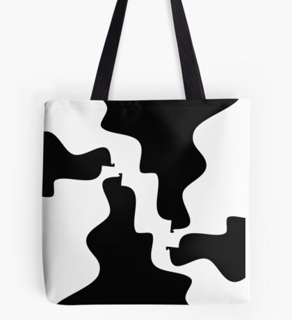1 Frustrated Puzzle By Chris McCabe - DRAGAN GRAFIX Tote Bag